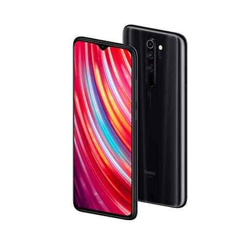 "Xiaomi Redmi Note 8 Pro 64GB, 6GB RAM 6.53\"" LTE GSM 64MP Factory Unlocked Smartphone - Global Model (Mineral Grey)"